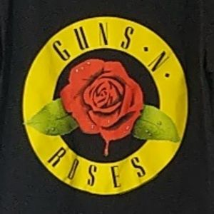 bravado Tops - Guns N Roses Rock Band T Shirt sz S Women's Cut